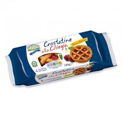 Crostatine alla ciliegia