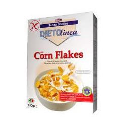 Bio corn flakes