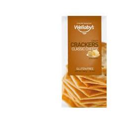 Crispy crackers classic cheese