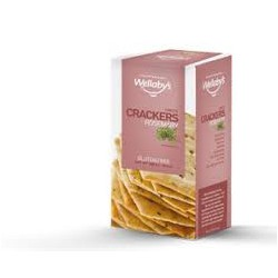 Crispy crackers rosemary