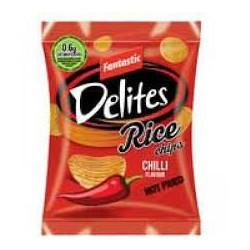 Delites rice chip chilli...