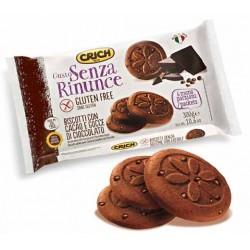 Biscotti con cacao e gocce...