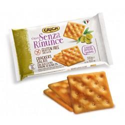 Crackers salati con olio...