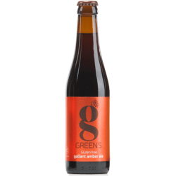 Birra Green's Gutsy Dark Ale