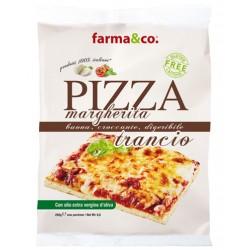 Pizza trancio margherita 250 g