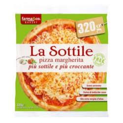Pizza la sottile