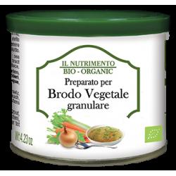 Preparato per brodo vegetale